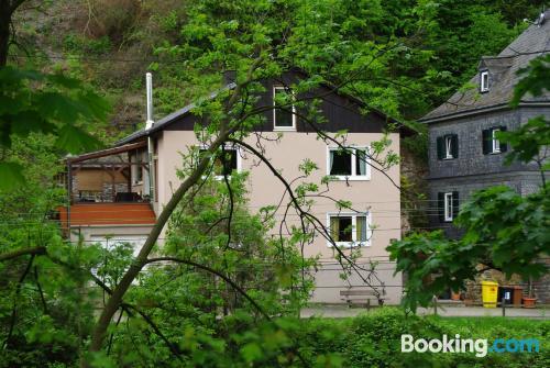 Apartamento para dos personas con terraza