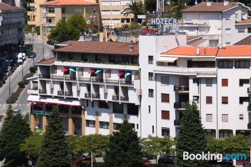 Apartamento de 21m2 en Amarante con vistas y wifi