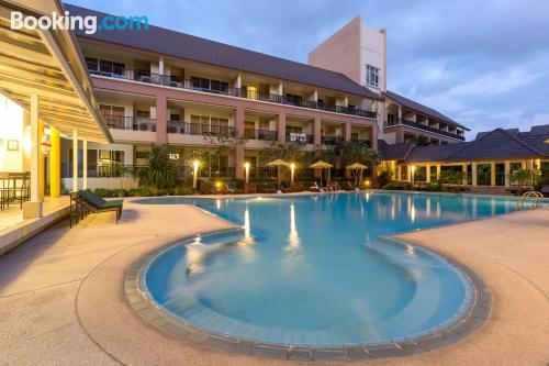 Little home for couples. Enjoy your swimming pool in Pattaya North!