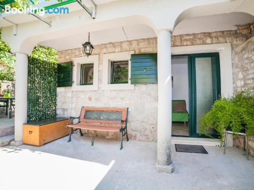 Apartment with terrace. 35m2!