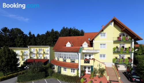 Apartment with terrace in central location of Bad Waltersdorf