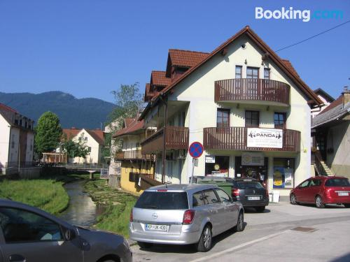 Apartamento práctico en Dolenjske Toplice. ¡40m2!