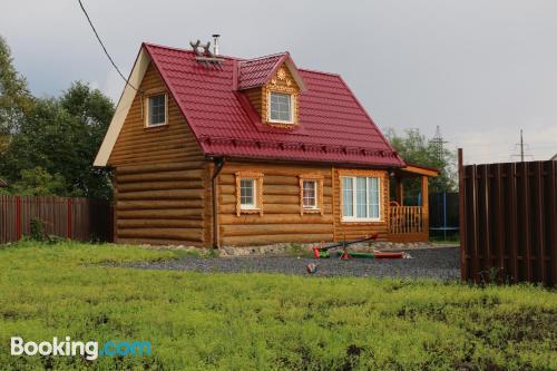 Apartamento en Arkhangelsk. ¡Wifi!