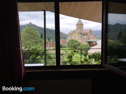 Place in Mtskheta. For couples