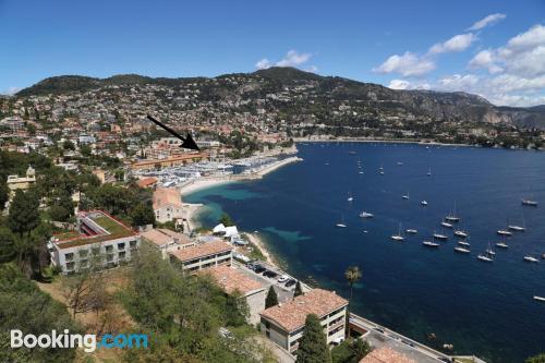 Villefranche-sur-Mer a vostro piacimento! Internet e terrazza
