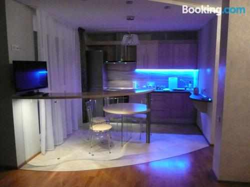 Apartment with internet. 46m2!
