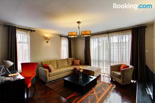 Apartamento de 76m2 en Nairobi ¡Con terraza!