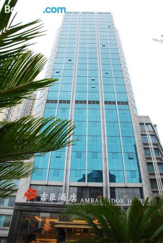 Apartamento de 33m2 en Shanghai. ¡Pequeño!