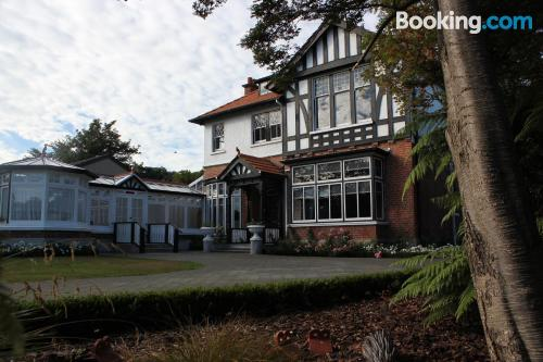 Place for two people in Invercargill with heating and wifi