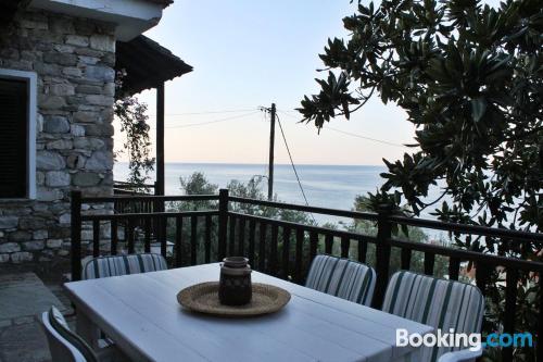 Grandioso apartamento ideal para cinco o más ¡Con terraza!