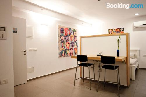 Apartment in central location. Great!