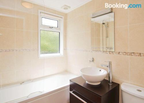 One bedroom apartment in Longnor for 2