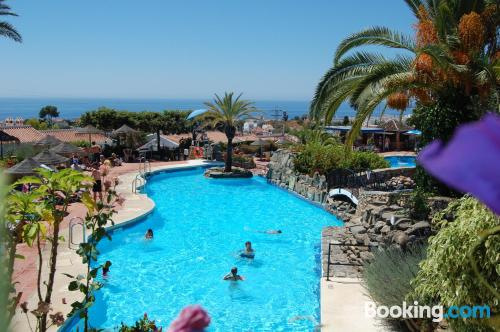 Ideal 1 bedroom apartment. Enjoy your pool in Nerja!