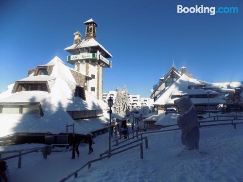One bedroom apartment in Kopaonik. Family friendly place!