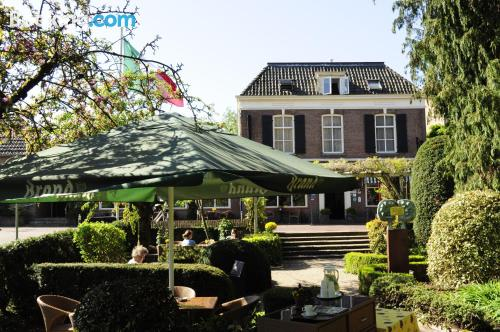 Terrace and wifi apartment in Almen. For two