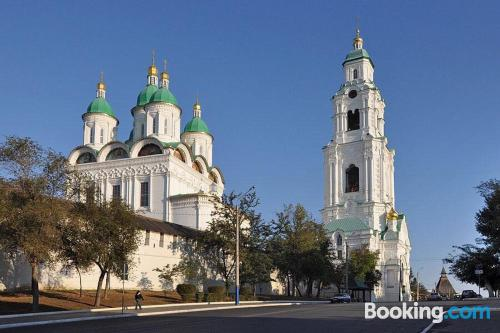 1 bedroom apartment in Astrakhan in incredible location