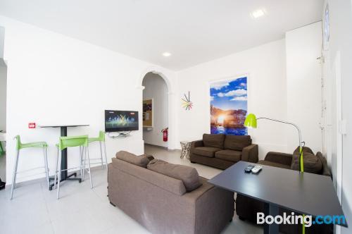 Apartamento con conexión a internet. Ideal para una persona