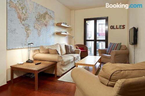 Apartamento con wifi. ¡Ideal para grupos!