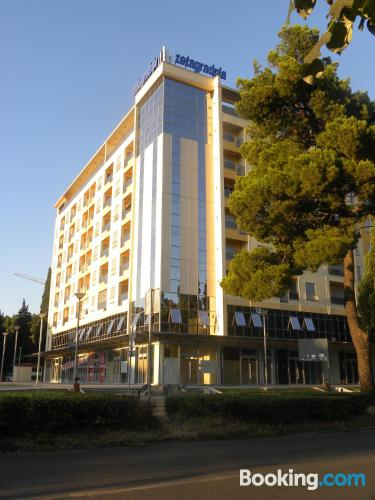 1 bedroom apartment in Podgorica with heat