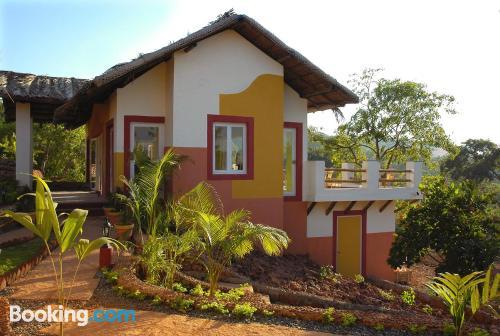 Apartamento para parejas con terraza