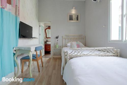 Apartamento de 22m2 en Xiamen con conexión a internet y vistas.