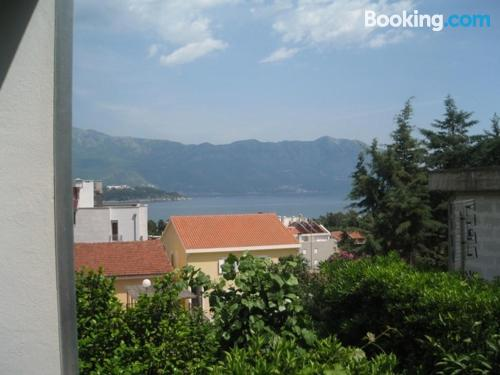 Apartment with internet in Budva.