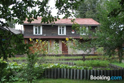 44m2 home in Kostroma with internet.