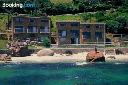 Apartamento en Hout Bay ¡Con vistas!