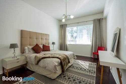 Confortevole appartamento con 2 stanze, a Johannesburg
