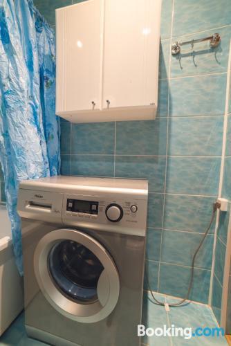 Apartamento acogedor en Astrakhan con aire acondicionado