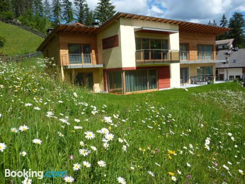 Apartamento de 80m2 en Abtei-Badia. Perfecto para cinco o más