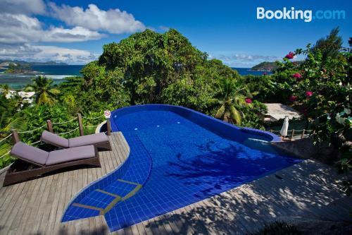 Apartamento de 100m2 en Port Glaud con piscina