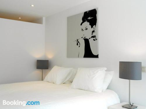 Ideal 1 bedroom apartment with terrace!.