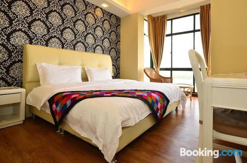 Apartamento en Melaka. ¡Piscina!