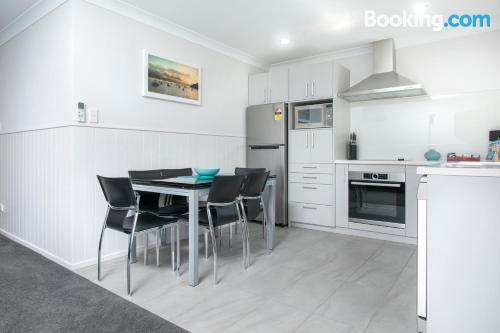 Great 1 bedroom apartment. Enjoy your swimming pool in Picton!