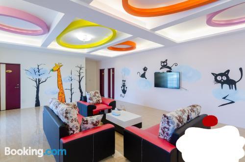 Enorme apartamento en Hengchun Old Town ideal para grupos