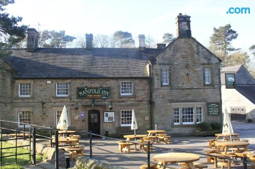 Place in Hartington with wifi