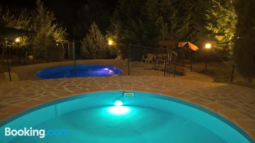 Family friendly home in Montecastrilli with heating and internet