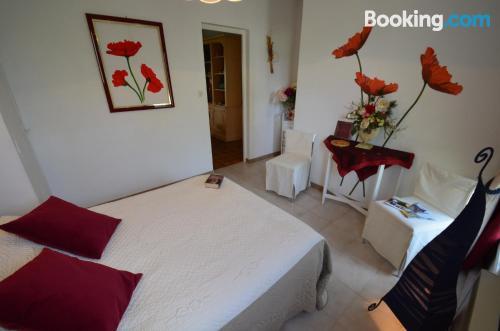 1 bedroom apartment in Saint-Martin-de-la-Brasque for two