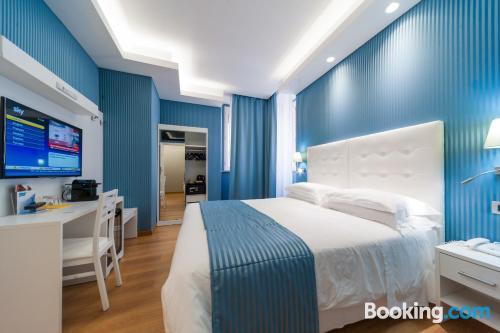 Apartamento con aire acondicionado en zona centro de Roma