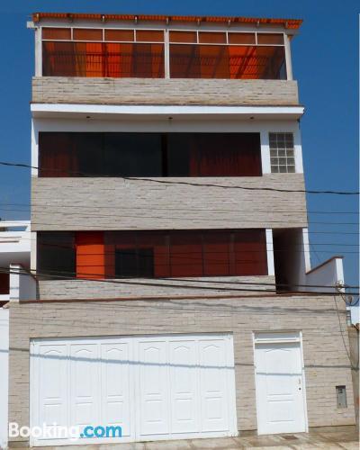 Apartamento con wifi en Punta Hermosa