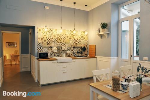 Apartamento bonito en zona increíble con aire acondicionado