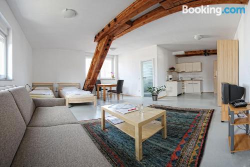 Apartamento con conexión a internet en Aschaffenburg