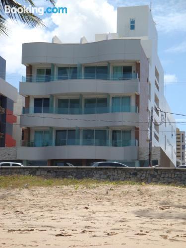 Apartamento con piscina en João Pessoa