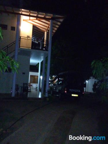 Home in Tissamaharama with internet