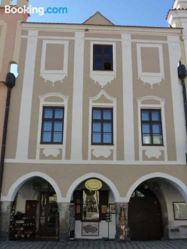 Place in Telč. For two.