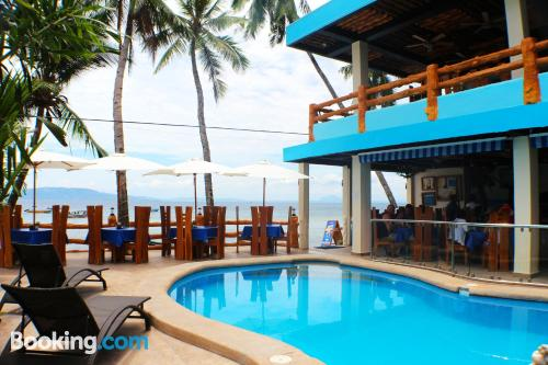 Place in Puerto Galera with terrace and pool