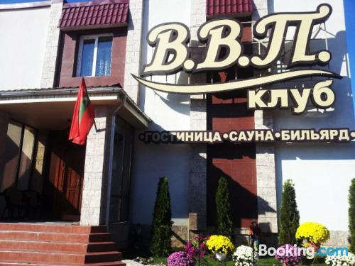 Apartamento en Tiraspol con terraza y internet