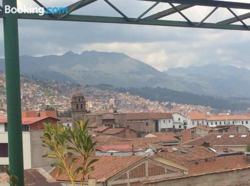 Home in Cusco with terrace