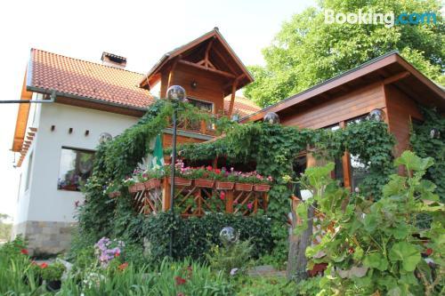 Apartamento apto para perros en Samokov para dos personas